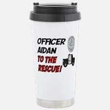 Aidan to the Rescue! Travel Mug