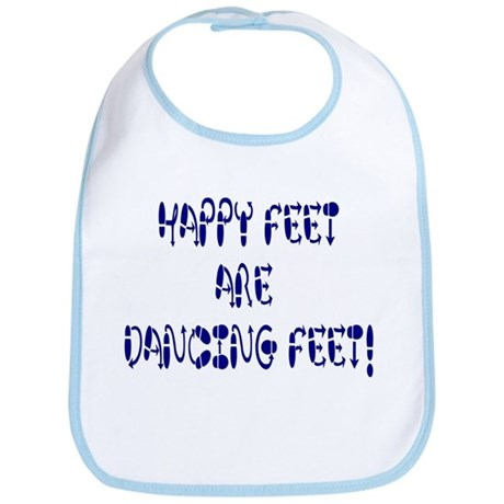 Happy Feet DANCE! Bib