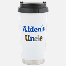 Aiden's Uncle Stainless Steel Travel Mug