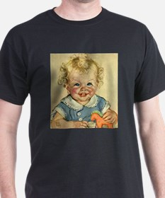 Vintage Cute Baby T-Shirt