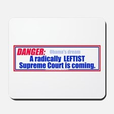 Leftist Supreme Court Mousepad
