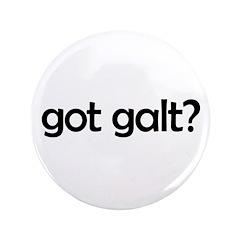 """got galt? 3.5"""" Button"""