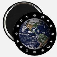World Religions Magnet