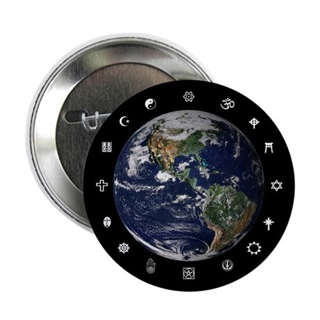 "World Religions 2.25"" Button"