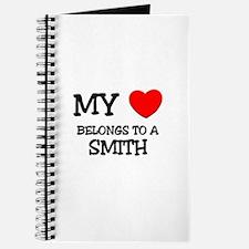 My Heart Belongs To A SMITH Journal