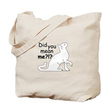 Who, me?? Tote Bag