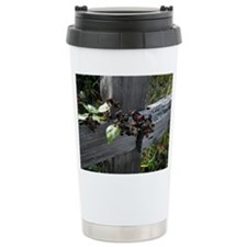 Fence Berries Travel Mug