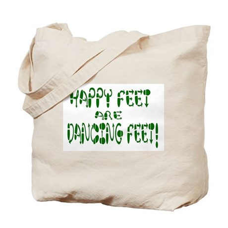 Happy Feet DANCE! Tote Bag