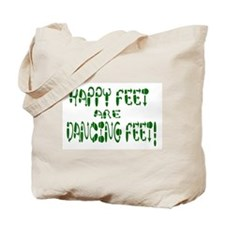 Happy Feet DANCE! Tote Bag