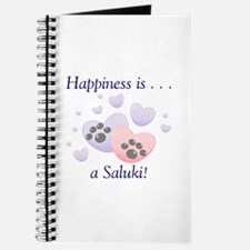 Happiness is...a Saluki Journal