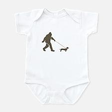 Sas. & Dog Infant Bodysuit