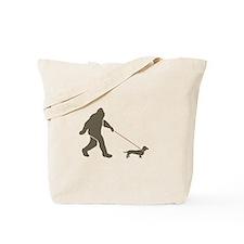 Sas. & Dog Tote Bag