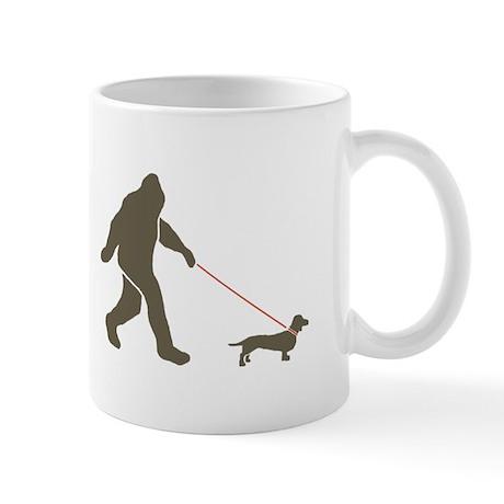 Sas. & Dog Mug