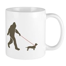 Sas. & Dog Small Mug
