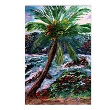 """""""Maui Palm"""" Postcards (Package of 8)"""