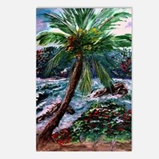 """Maui Palm"" Postcards (Package of 8)"