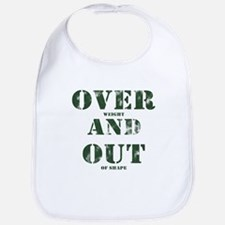 Over & Out Bib