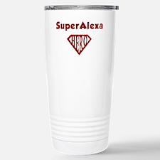 Super Hero Alexa Travel Mug