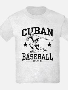 Cuban Baseball T-Shirt