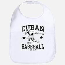 Cuban Baseball Bib