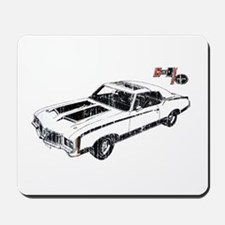 Hurst/Olds Mousepad