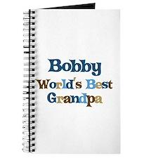 Bobby - Best Grandpa Journal