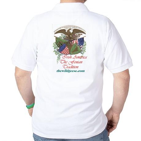 Wild Geese logo - Golf Shirt