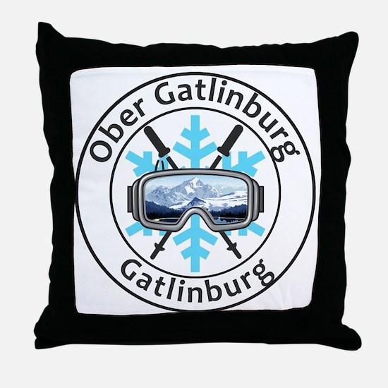 Unique Gatlinburg Throw Pillow