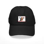 Wild Geese Logo - Black Cap