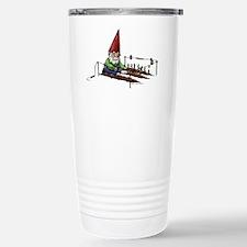 Garden Gnome Travel Mug