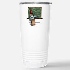 Knowledge Gnome Travel Mug