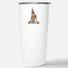 Sporting Gnome Travel Mug