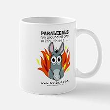 Paralegals Small Small Mug