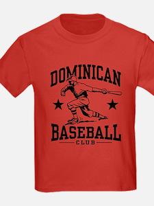 Dominican Baseball T