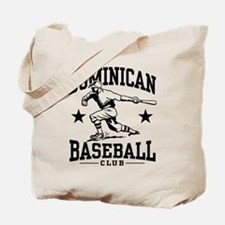 Dominican Baseball Tote Bag