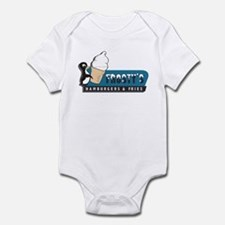 Frosty's Infant Bodysuit