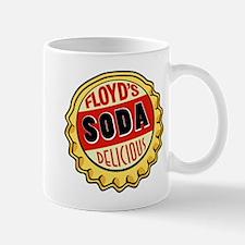 Floyd's Soda Sign Mug