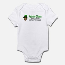 Malarkey O'Bama Infant Bodysuit