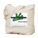 Alien Apparatus Tote Bag
