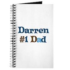 Darren - #1 Dad Journal