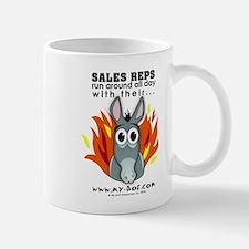Sales Reps Small Small Mug