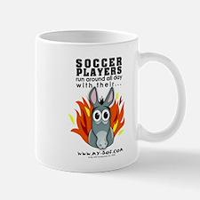 Soccer Players Mug