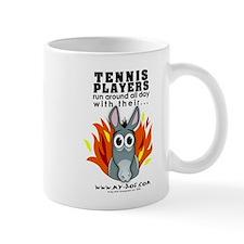 Tennis Players Mug