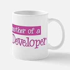 Grandmother of a Software Dev Mug
