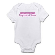 Grandmother of a Registered N Infant Bodysuit