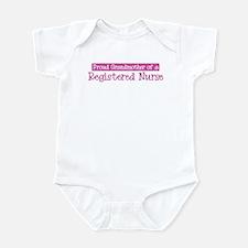 Grandmother of a Registered N Infant Bodysuit