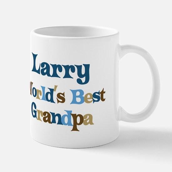 Larry - Best Grandpa Mug