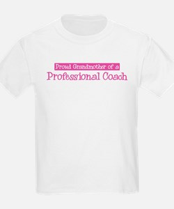Grandmother of a Professional T-Shirt