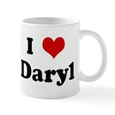 I Love Daryl Mug