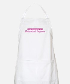 Grandmother of a Mechanical E BBQ Apron